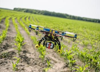 Uso de drones na agricultura vale a pena